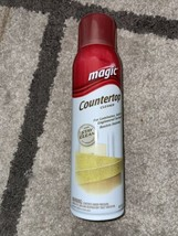 Magic COUNTERTOP CLEANER 17 oz Aerosol Spray Laminate Stone Solid Surfaces - $32.99