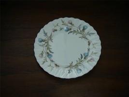 Royal Albert Brigadoon (1980) bread and butter plate near mint (471E) - $11.99