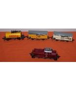 Vintage Fleischmann HO Train Locomotive 6 Wheel Drive - $200.00