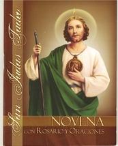 San Judas Tadeo - Novena con Rosario y Oraciones - LS402A