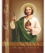 San Judas Tadeo - Novena con Rosario y Oraciones - $3.99