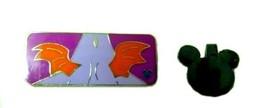 Walt Disney Figment Wings Purple Dragon Hidden Mickey Pin Collectible 2010 - $19.37