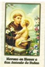 Novena en Honor a San Antonio de Padua