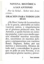 Novena en Honor a San Antonio de Padua image 2