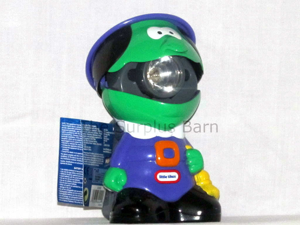 Little Tikes Witch Scream Beams Halloween Flashlight Scary Sounds Cackles Laughs