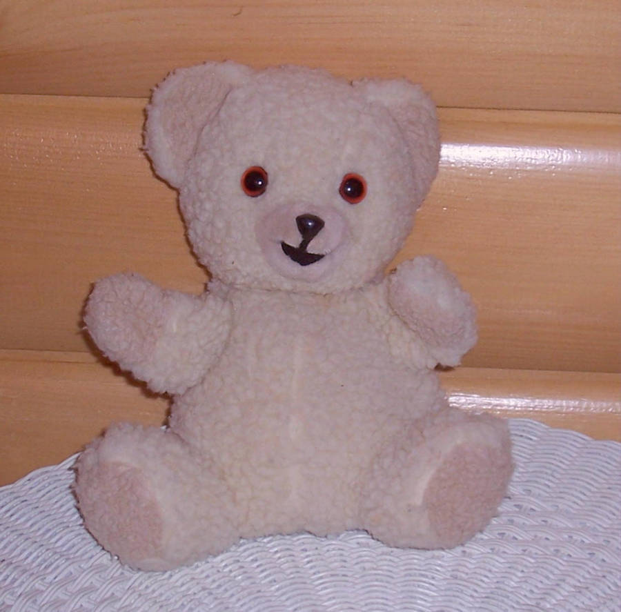 Snuggle Fabric Softener Plush Bear Body Puppet Mascot Advertising Collectable - $8.95