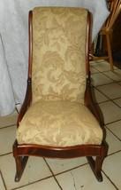 Walnut Empire Child's Rocker / Rocking Chair - $299.00