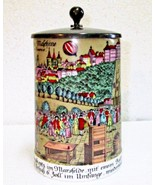 Historical German Stein Hot Air Balloon Flying Machine Paris France 1960s - $29.00
