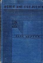 Pride and Prejudice By Jane Austin (1931 Edition) - $6.75