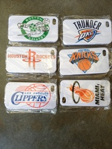 I-Phone 4, 4G, 4S NBA Teams phone cover - $5.00