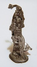 Vintage Dungeons and Dragons D&D Ral Partha Miniature Warrior Fighter w/ Mace - $7.95