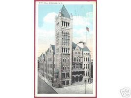 SYRACUSE NEW YORK NY City Hall 1931 - $5.00