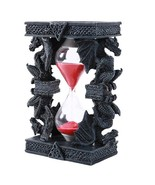 Mythical Fantasy Guardian Stone Dragon Sandtimer Hourglass - $18.00
