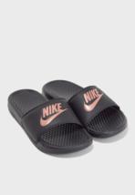 Nike Benassi Jdi Women's Slides Size 12 New 343881 007 - $25.99