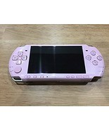 Playstation Portable Console PSP-3000ZP Blossom Pink Sony Used Japan - $84.49