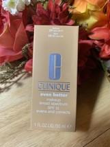 Clinique Even Better Maquillage 29 Latte ( M-P ) SPF 15 1oz 30 ML Neuf Frais - $17.81