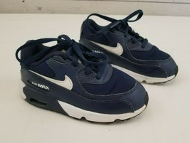 Nike 9c Blue & White Air max sneakers - $17.09