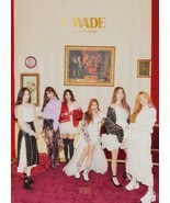 Cube (G) I-DLE - I Made (2nd Mini Album) 1CD+112p Booklet+1Photocard+1St... - $24.00
