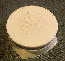 Vintage Merle Norman Rose Glo Powder Base Preowned and Chipped On One Side - $11.30