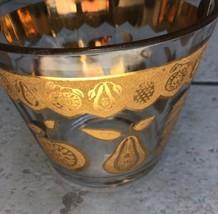 Culver Florentine Ice Bucket Gold - $21.78