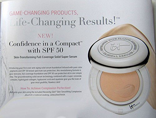 it Cosmetics Confidence in a Compact Full Coverage Solid Super Serum with SPF 50