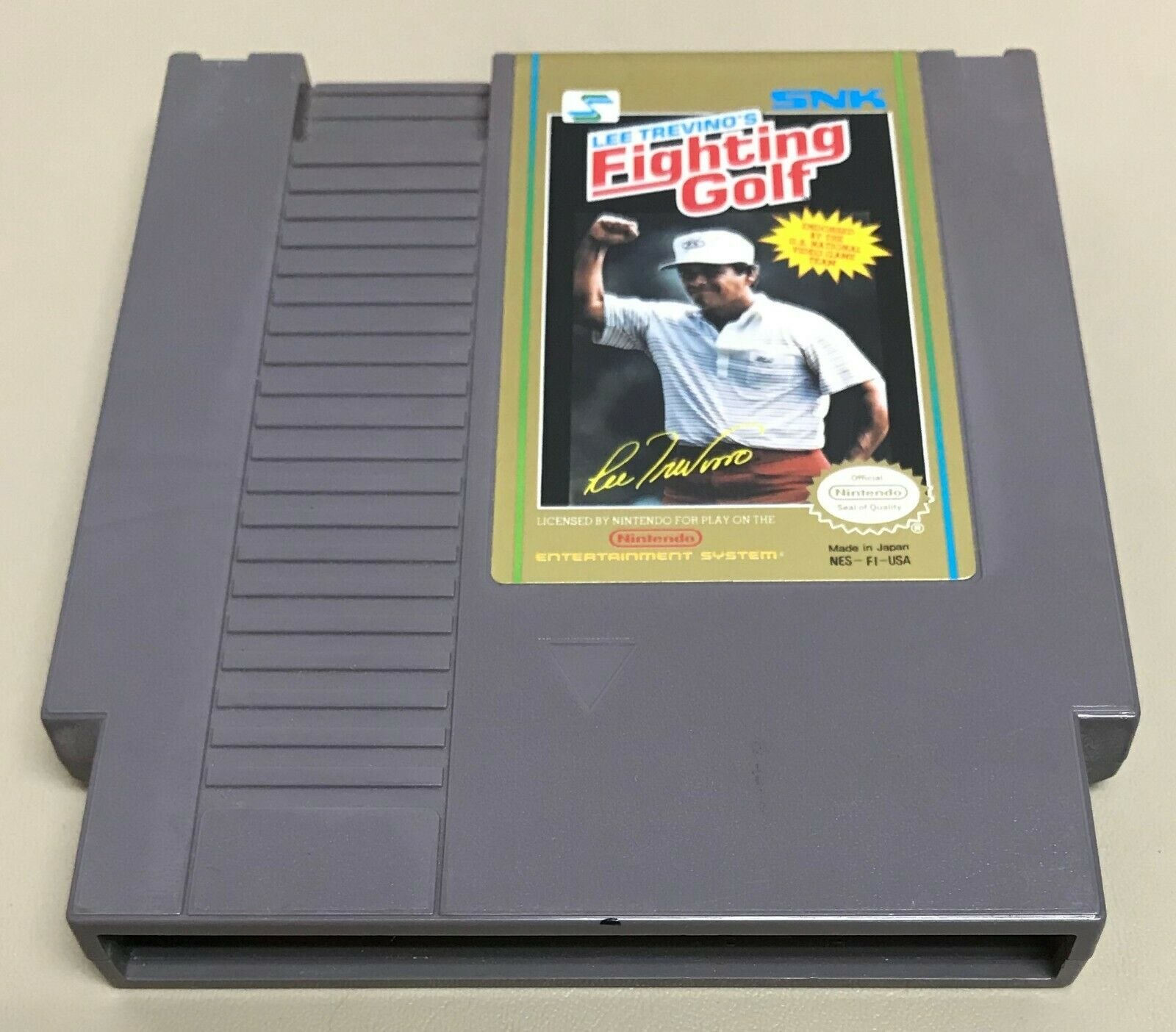 Gotcha! The Sport!, Anticipation, Fighting Golf : 3 NES Sports Game Lot Nintendo image 5