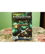 Starshatter The Gathering Storm PC Rare  Game Near Mint Condition - $34.64