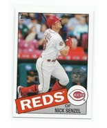2020 Topps card #85-36 - 35th Anniversary - Nick Senzel - Reds - NM/MINT - $1.09