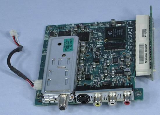 * Sony VAIO PCV-V300G PCVA-IMB5A ENX-26 TV Tuner Video Capture Card + Adaptor *