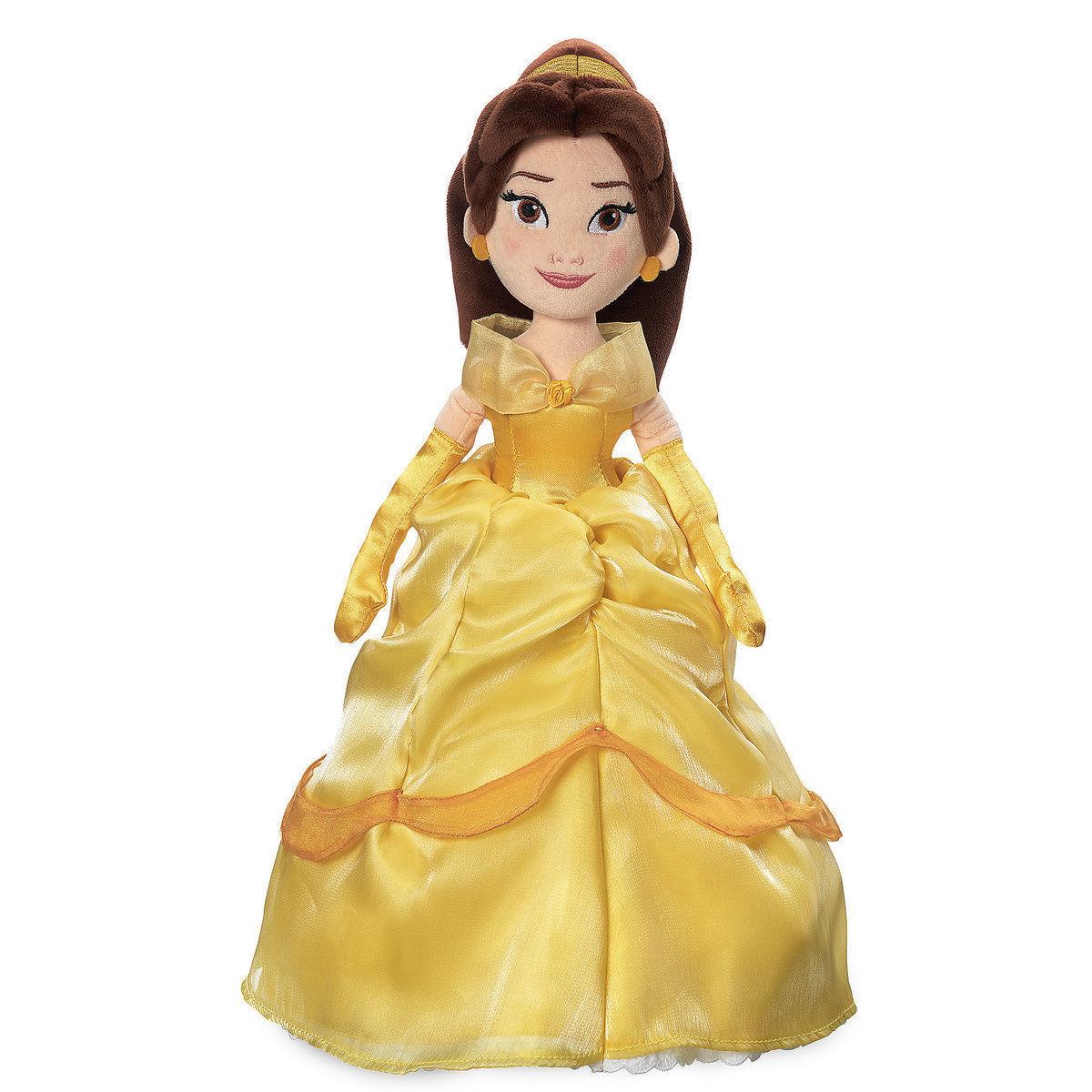 Disney Princess Belle Medium Plush New with Tags