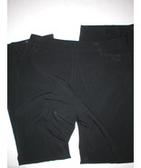 New Womens Black Tahari Pants 4 30 X 33 Office ... - $120.00
