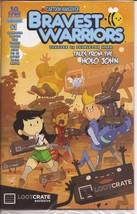 Boom! Bravest Warriors #1 Exclusive Loot Crate Variant Sealed Cartoon Ha... - $9.95