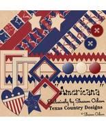 Americana Digital Scrapbooking Kit - $4.99