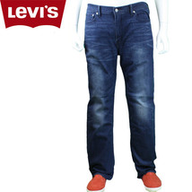 New Mens Levi's 514 Straight Jeans W34 L30 MSRP $68 Style #005140667 - $32.73