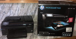 Hp Photosmart Plus B209A All-In-One Inkjet Printer-MINT CONDITION-PARTS Only - $86.99