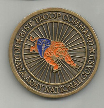 Indiana Army National Guard Troop Command Challenge Coin - $5.00
