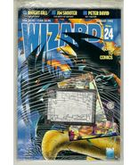 WIZARD: The GUIDE to COMICS #24 NM! - $5.00