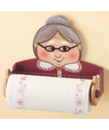 Granny Novelty Kitchen Paper Towel Holder - $19.95