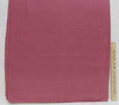 Tablecloth Mauve Dusty Rose Color Cotton Blend Linen Type Rectangular 78... - $9.85