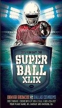 Super Bowl 2015 - Los Angeles, CA Magnet #3 - $5.99