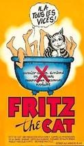 Fritz The Cat Magnet #5 - $8.99