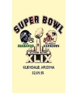 Super Bowl 2015 - Glendale, AZ Magnet #1 - $5.99