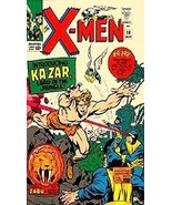 The X-Men Comic Book Cover Art Magnet #1 - $6.99