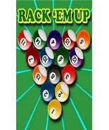 Billiards - Pool Magnet #2 - $7.99