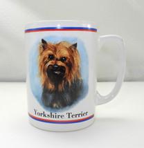 Yorkshire Terrier Mug-Portraits R. Maystead  Papel Freelance-Yorkie Coff... - $9.45