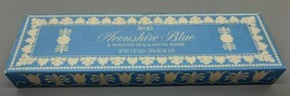 Avon Avonshire Blue 3 Hostess Fragranced Soap Vintage Box Set *Collectible* - $18.50