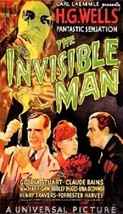 The Invisible Man Magnet - $5.99