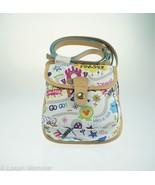Disneyland Half Marathon Dooney & Bourke Crossbody Bag Goofy Castle runD... - $224.94