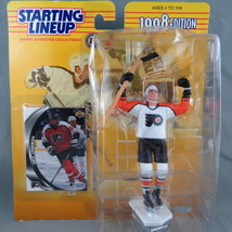 Eric Lindros Philadelphia Flyers Figure- Starting Line Up (1998) - By Ke... - $35.00