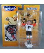 Eric Lindros Philadelphia Flyers Figure- Starting Line Up (1998) - By Ke... - $35.00